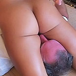 Voluminous smothering tushy  blonde mistress gives this wanker the gift of worshipping her stinky booty crack. Blonde dominatrix gives this wanker the gift of worshipping her stinky anal crack